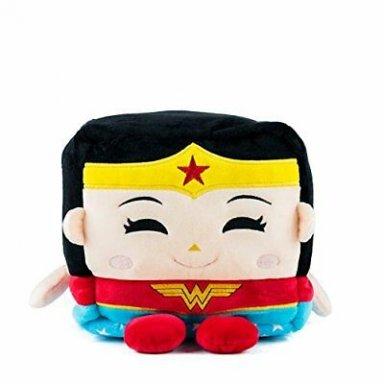 """Kawaii Cubes Series 1 Medium 4/"""" Plush DC Comics Superman NEW"""