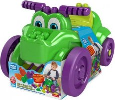Fisher-Price Mega Bloks Ride 'n Chomp Croc