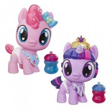 My Little Pony My Baby twilight Sparkle of Pinkie pie