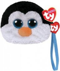 TY Beanie Boo's Gear portemonnee Pinguin Waddles