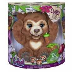 FurReal Friends Cubby de beer levensecht!
