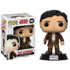 Funko Pop! Bobble-head Star Wars Poe Dameron 192