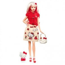 Barbie Signature Hello Kitty doll