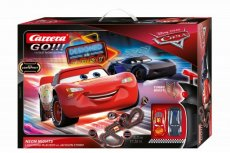Carrera GO! Racebaan Disney Pixar Cars Neon Nights 5,3m