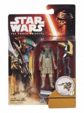 Action figure Star Wars 10 cm: Constable Zuvio