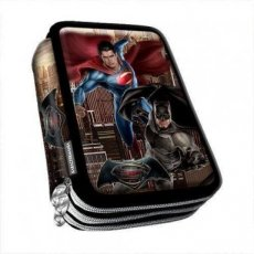 Batman vs Superman gevuld Etui 43-delig