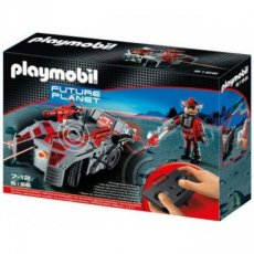 Playmobil Future Planet future planet Light Cannon with stealer 5156
