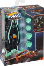 Hot Wheels Ai V-12 Strato Car Body & Wheels Custom Kit