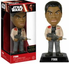 Funko Wacky Wobbler Bobble-head Star Wars The force Awakens Finn
