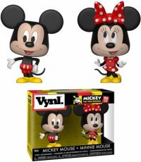 Funko Vynl Disney Mickey The True Original 90 years of magic 2- Pack Disney Mickey Mouse + Minnie Mouse Japan