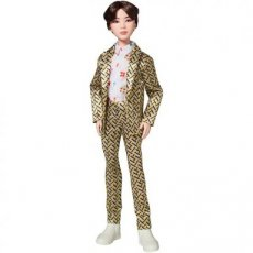 BTS Suga Fashion Doll by Mattel