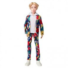 BTS Jin Fashion Doll by Mattel
