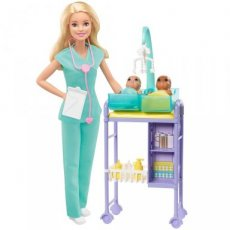 Barbie you Can Be Anything Baby Doctor