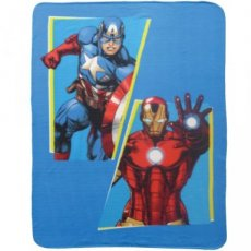 Fleece Plaid Marvel Avengers Invisible