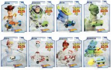 Hot Wheels Toy Story 4 personnages auto's
