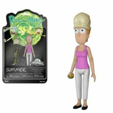 Funko Fully Poseable action figure Rick & Morty Summer