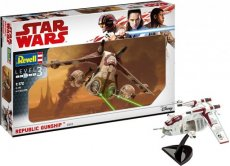 Revell Star Wars Republic Gunship