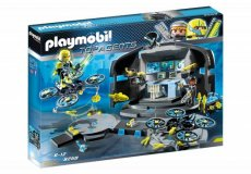 Playmobil 9250 Top Agents Dr. Drone's Commandocentrum