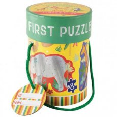 Floss & Rock Jungle Puzzels