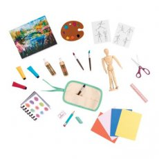 Our Generation Art Class Supplies Set