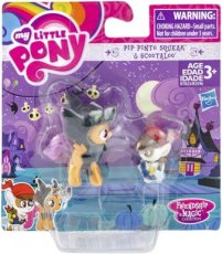 My Little Pony Friendship is Magic Collection Dress up For Nightmare night! Pip Pinto Squeak & Scootaloo