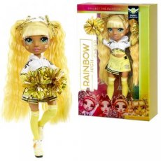 Rainbow High Cheer Doll Sunny Madison