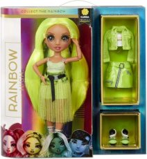 Rainbow High Serie 2 Fashion doll Karma Nichols