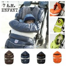 7 A.M. ENFANT Paris New York Baby Shield