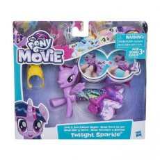 000.001.124 My Little Pony Land & Sea Fashion Styles Twilight Sparkle