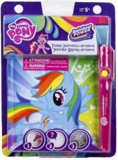 My Little pony Invisible Writer