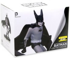 DC Collectibles Entertainment Earth Exclusive Black & White Batman Statue By Tony Millionaire