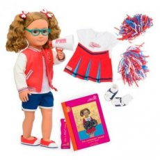 Our Generation - The Jumpstart Squad pop Juliet cheerleader