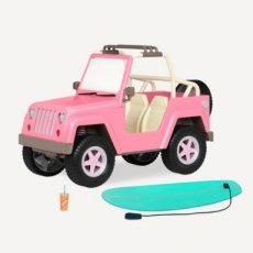 Our generation off-roader jeep