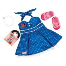 204.000.350 Our generation Dance Party Retro outfit