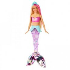 Barbie Dreamtopia Sparke Lights Mermaid Zwemmende Zeemeermin