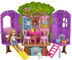 Barbie Club Chelsea Boomhut