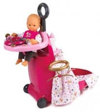 Smoby Baby Nurse Trolly 3 in 1