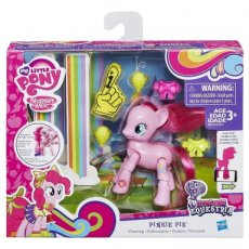 My Little Pony Action Play Pack Poseable Pony Cheering Pinkie Pie