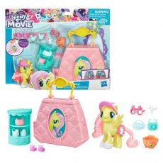 My Little Pony Fluttershy Purse pet Care draagbare speelset