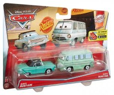 Disney Cars 2-pack Rusty Rust-Eze & Dusty Rust-Eze