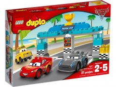 Cars Piston Cup race LEGO DUPLO #10857