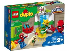Marvel Super hero Adventures Spider-Man vs. Electro LEGO DUPLO #10893