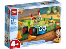 Lego Toy Story 4 Woody & RC #10766