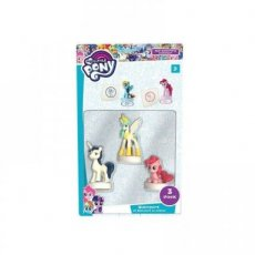 My Little Pony Stempels in Blister 3-pack
