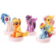 My Little Pony Stempels in Blister 5-pack