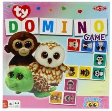 TY Beanie Boo's Domino Game