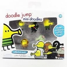 Goldie International Lima Sky Doodle Jump Mini Collector pack