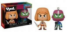 Funko Vynl  2-Pack Masters of the Universe He-Man + Trapjaw